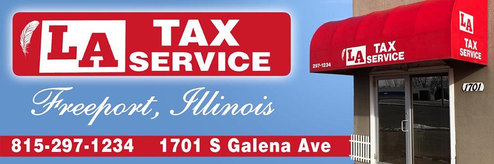 L A Tax Service